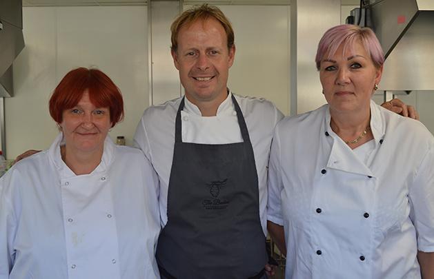 Queen Elizabeth Park Chefs