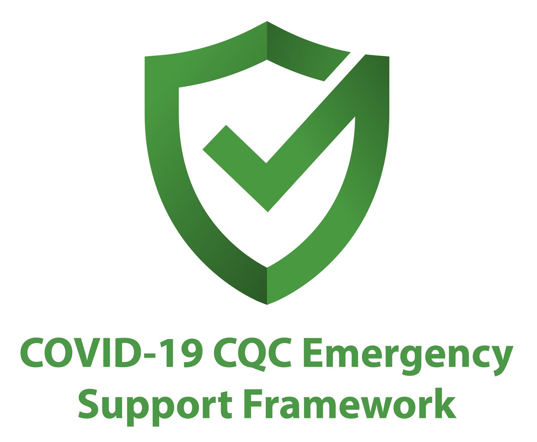 COVID-19 CQC Emergency Support Framework